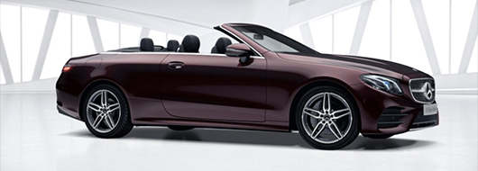 Approved Used E-Class Cabriolet